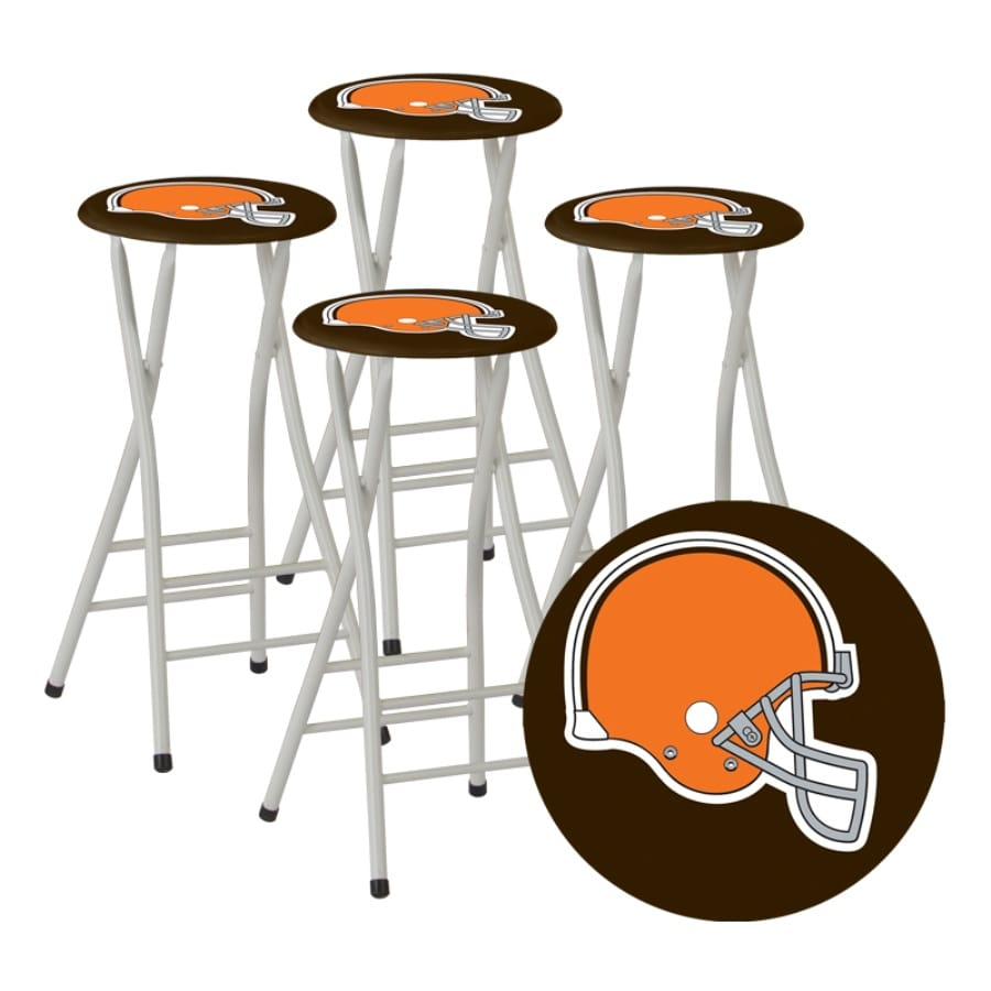 Shop Best of Times Set of 4 Cleveland Browns 30 in Bar  : 50239413 from www.lowes.com size 900 x 900 jpeg 148kB