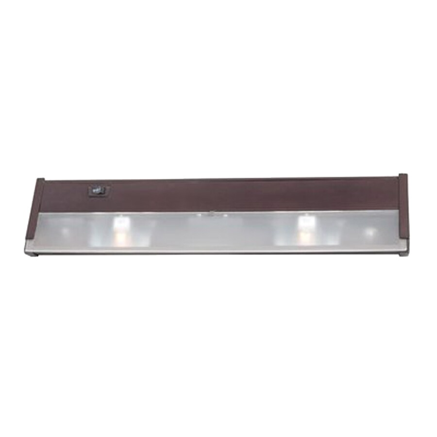shop acclaim lighting 16 in hardwired under cabinet xenon