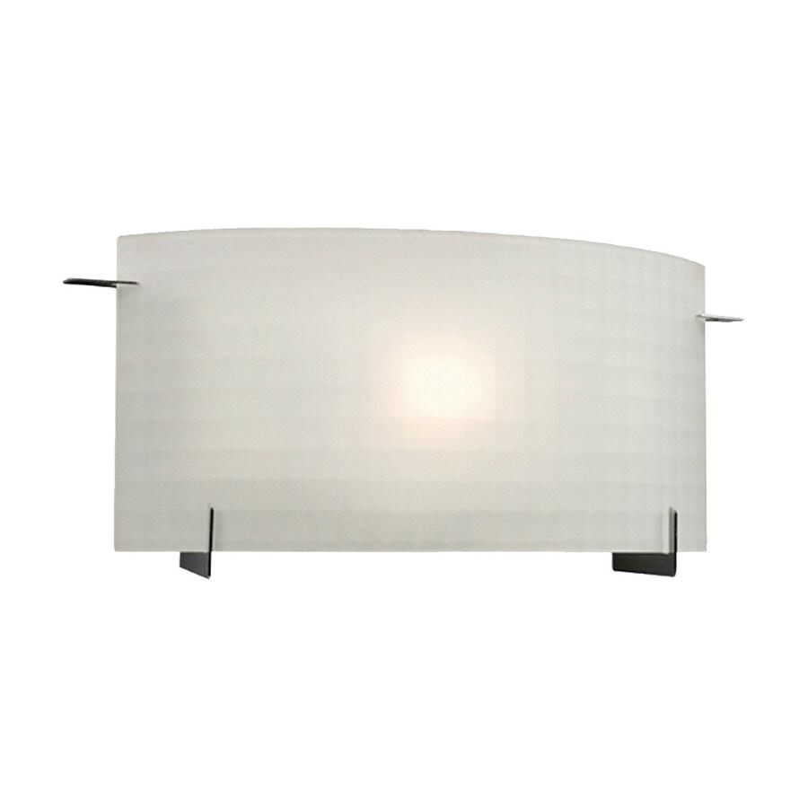 Galaxy 1-Light Omni Pewter Standard Bathroom Vanity Light