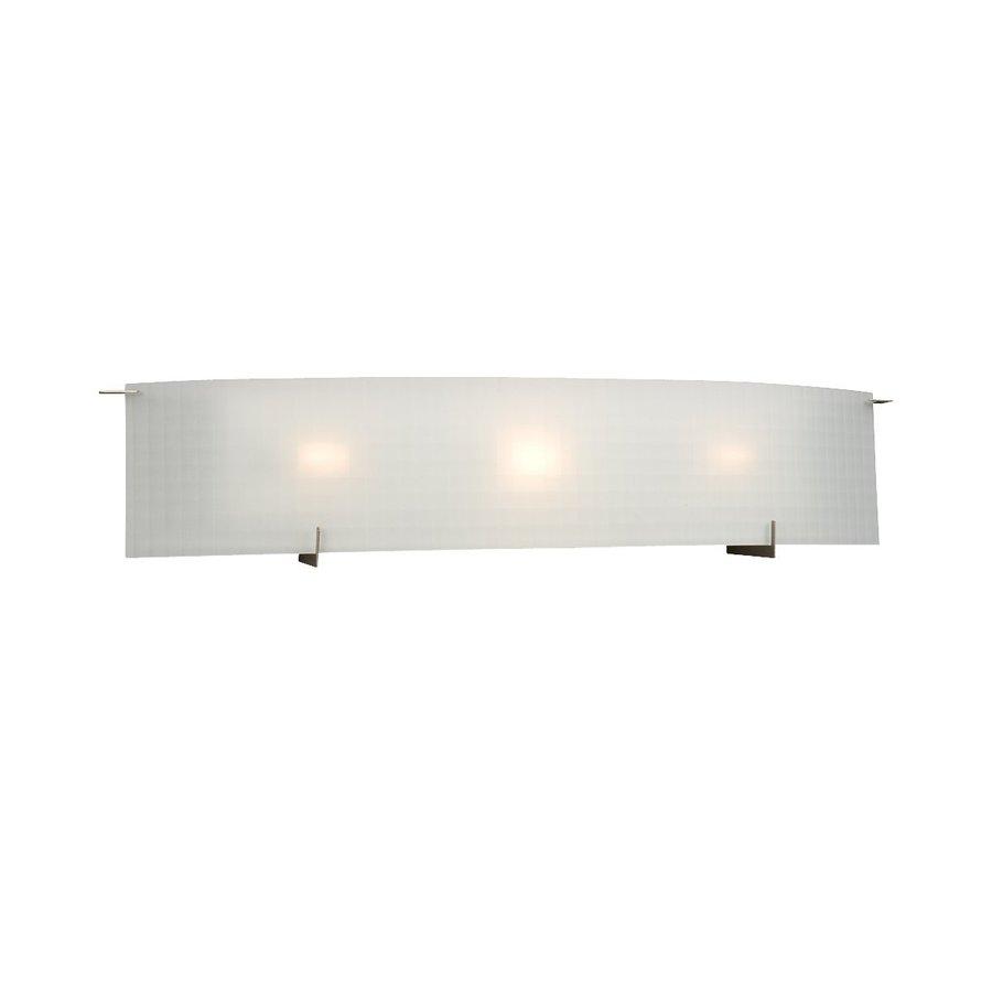 Galaxy 1-Light Pewter Standard Bathroom Vanity Light