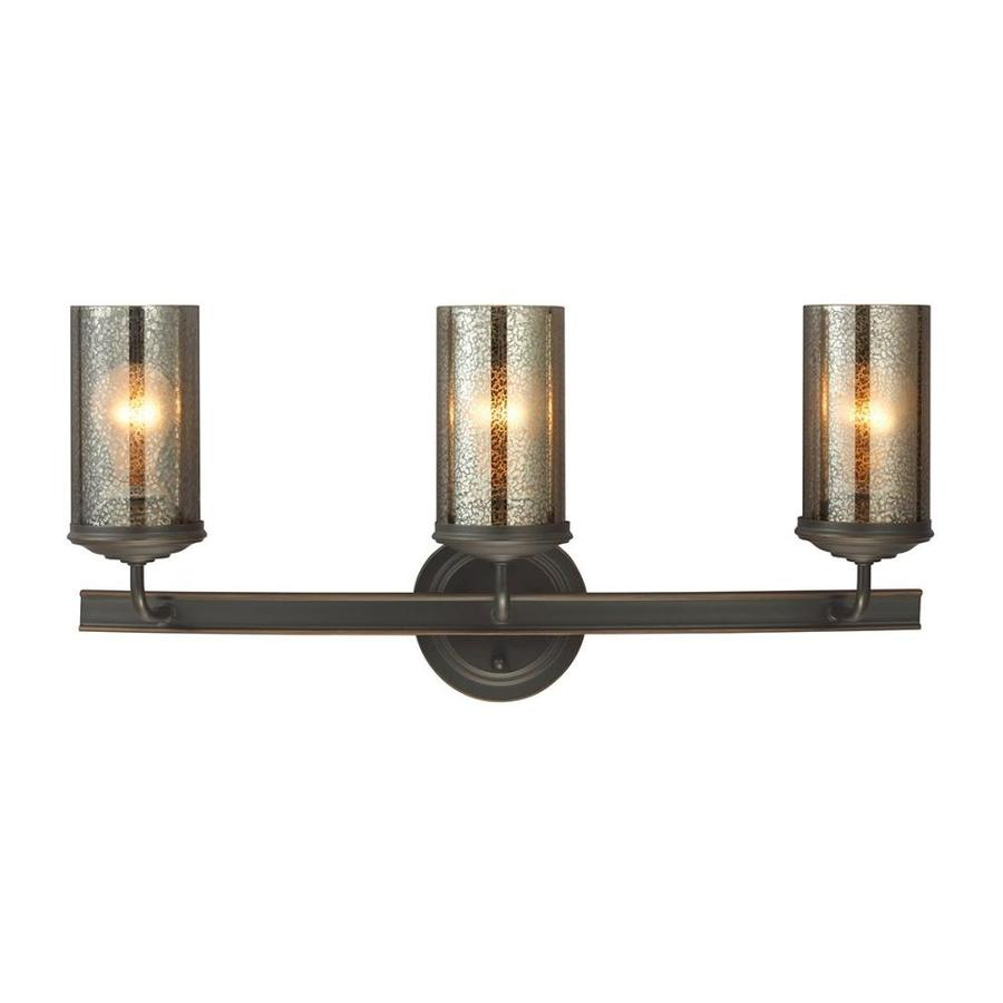 Shop Sea Gull Lighting 3 Light Sfera Autumn Bronze