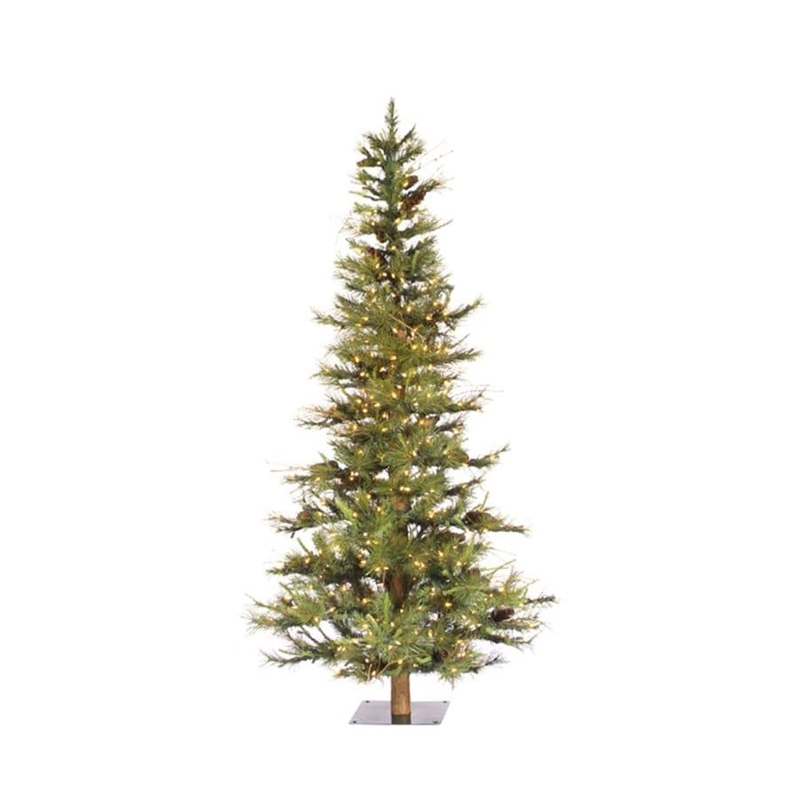 Shop Vickerman 5 Ft Pre Lit Ashland Fir Artificial