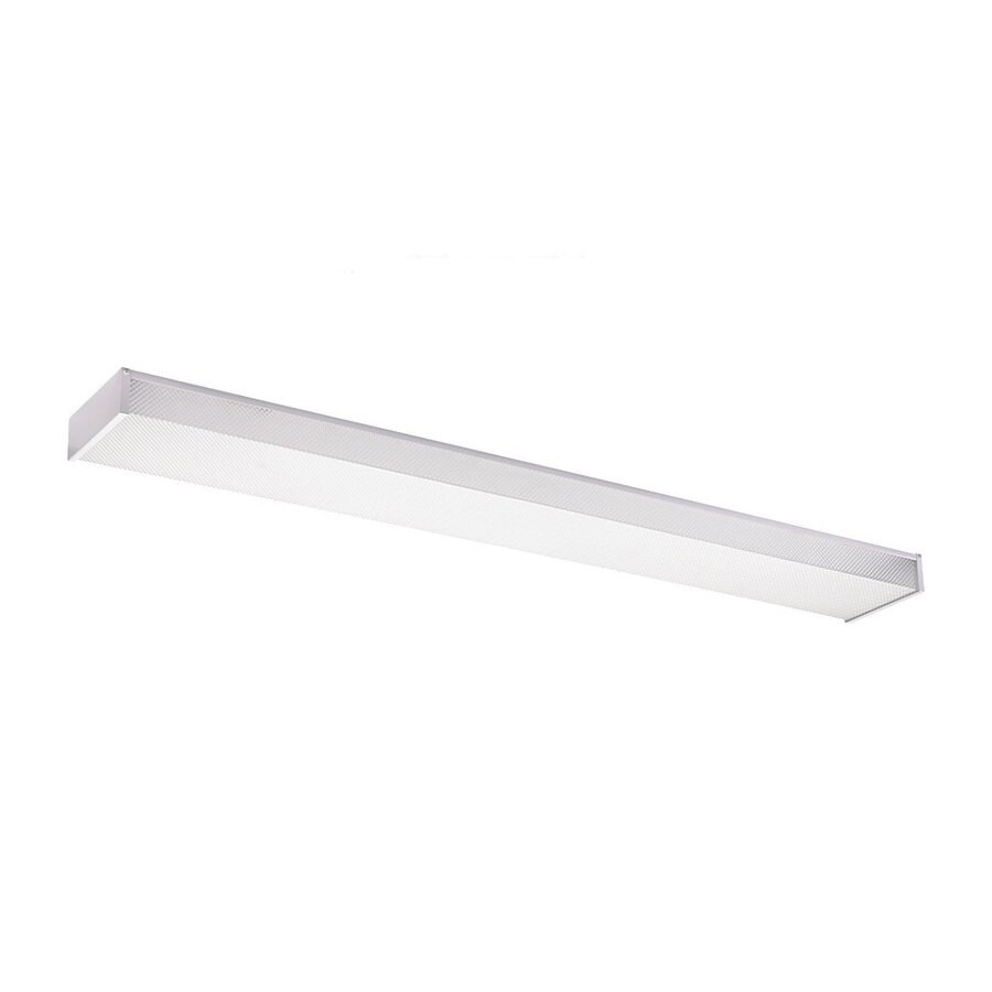 Sea Gull Lighting White Ceiling Fluorescent Light ENERGY STAR (Common: 4-ft; Actual: 4-ft 0-in)