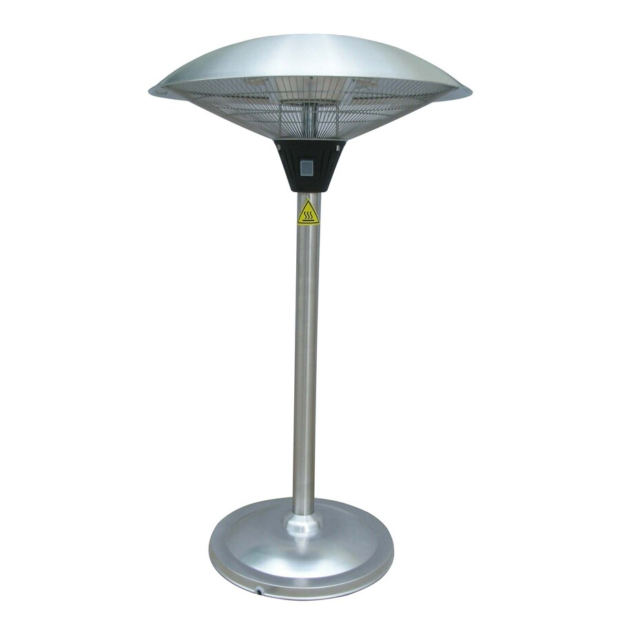 AZ  Patio 5,118-BTU 120-Volt Stainless Steel Electric Patio Heater