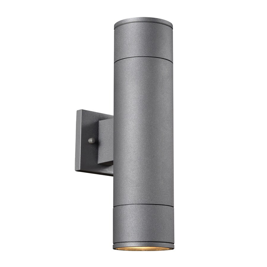 PLC Lighting Troll-Ii 16-in H Bronze Outdoor Wall Light