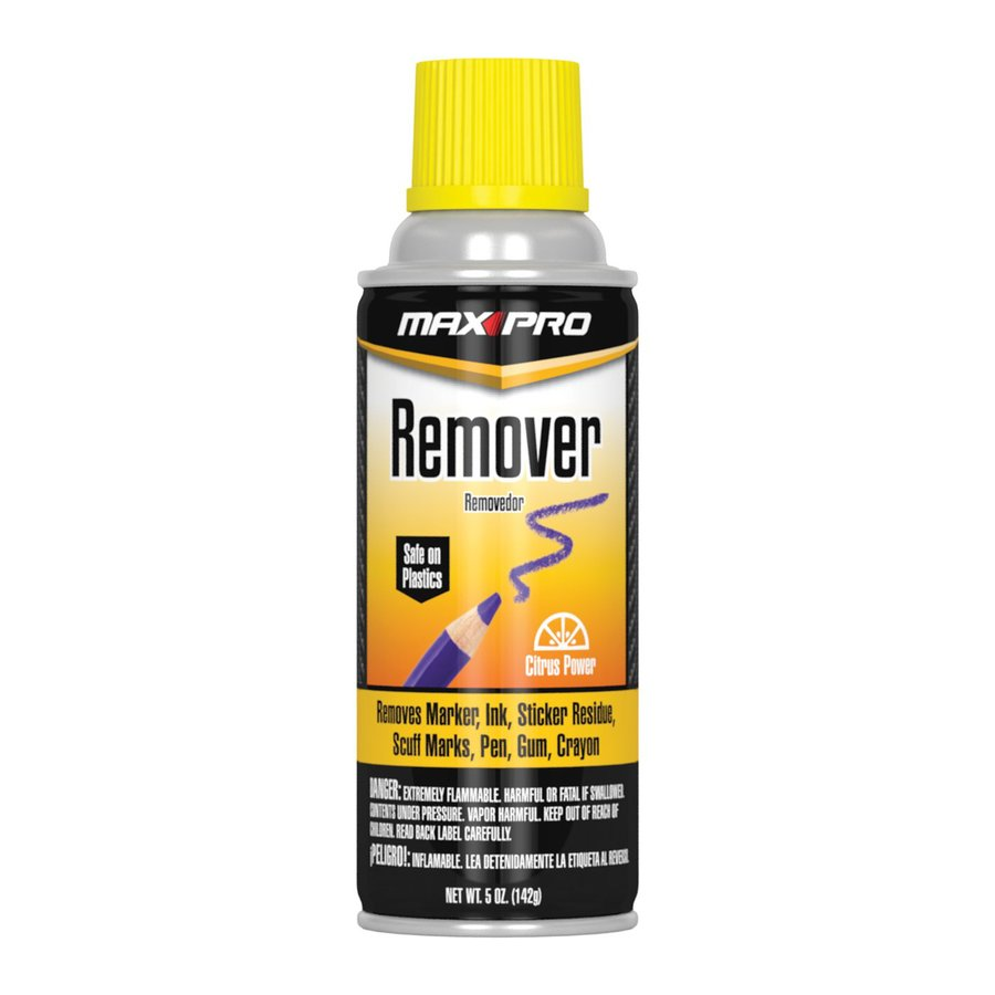 Max Professional 5-fl oz Ink and Adhesive Remover