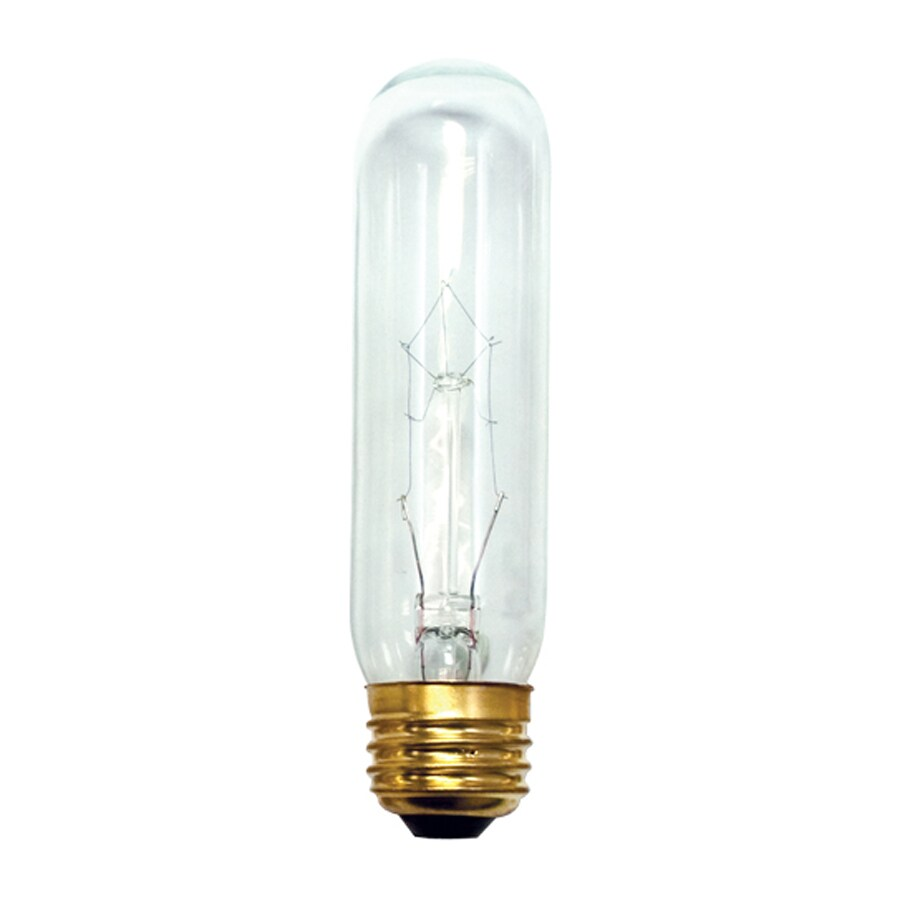 Cascadia Lighting 20-Pack 60-Watt T10 Medium Base (E-26) Dimmable Outdoor Incandescent Picture Light Bulb