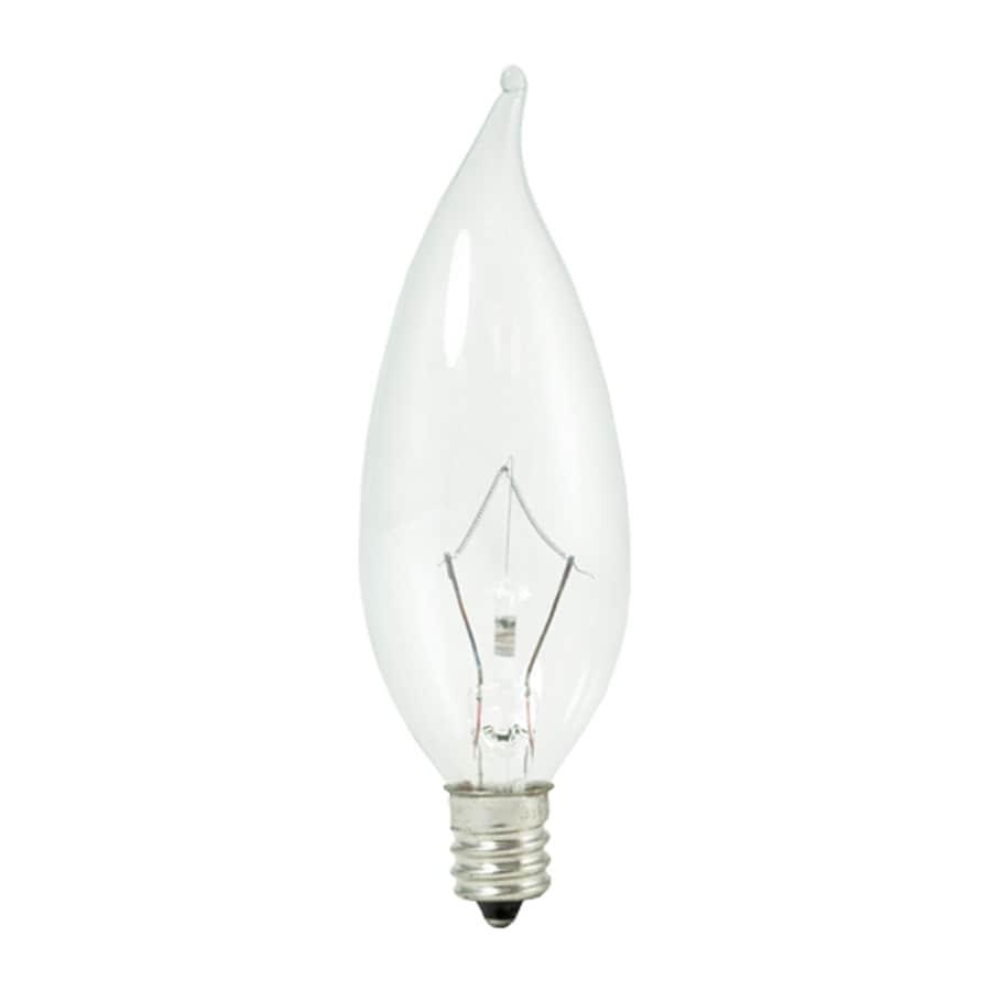Cascadia Lighting Krystal Touch 15-Pack 25-Watt Xenon Ca10 Candelabra Base (E-12) Dimmable Outdoor Halogen Light Bulb