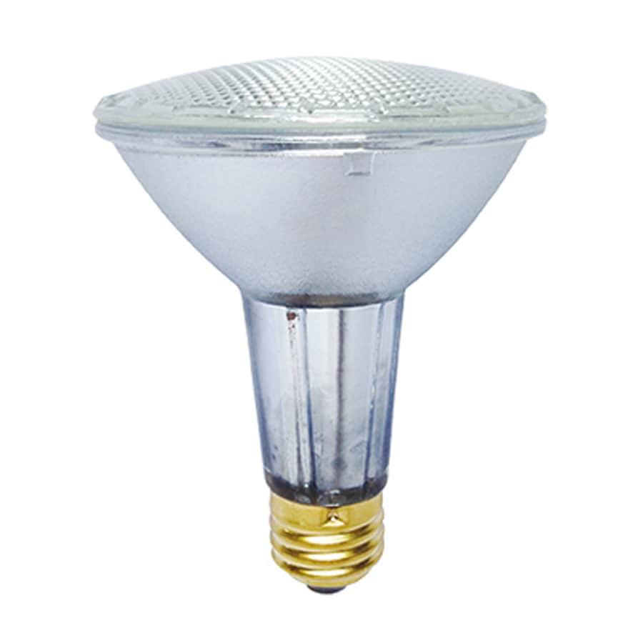 Cascadia Lighting EcoHalogen 4-Pack 60-Watt PAR30 Longneck Medium Base (E-26) Soft White Outdoor Halogen Light Bulbs
