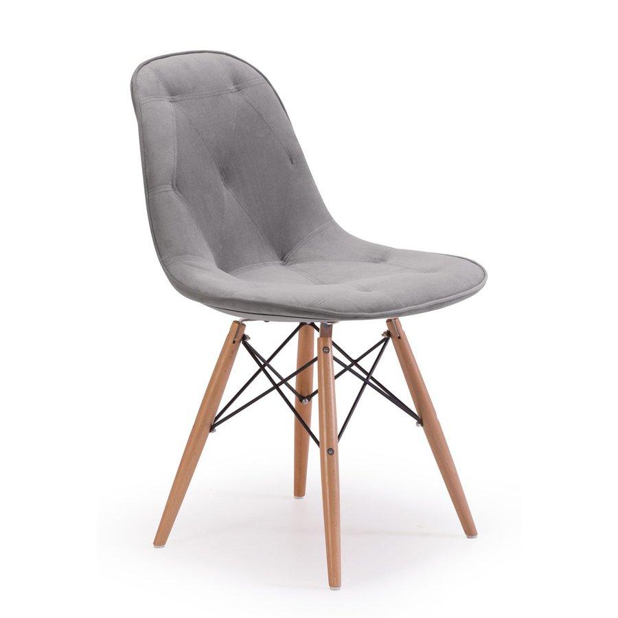 Zuo Modern Probability Walnut Side Chair