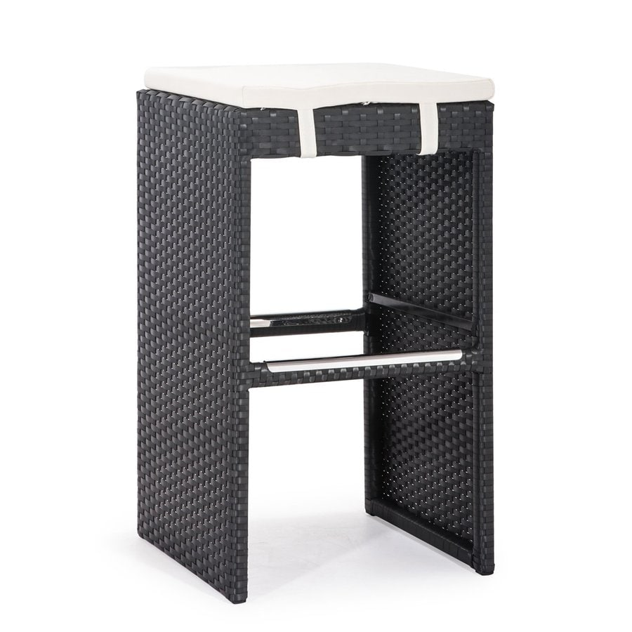 Zuo Modern Patio Barstool Chair