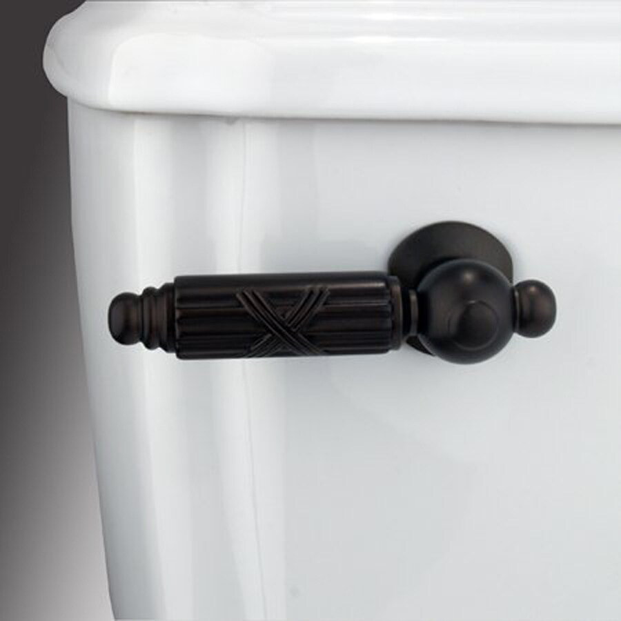 Elements of Design Georgian Universal Oil-Rubbed Bronze Toilet Handle