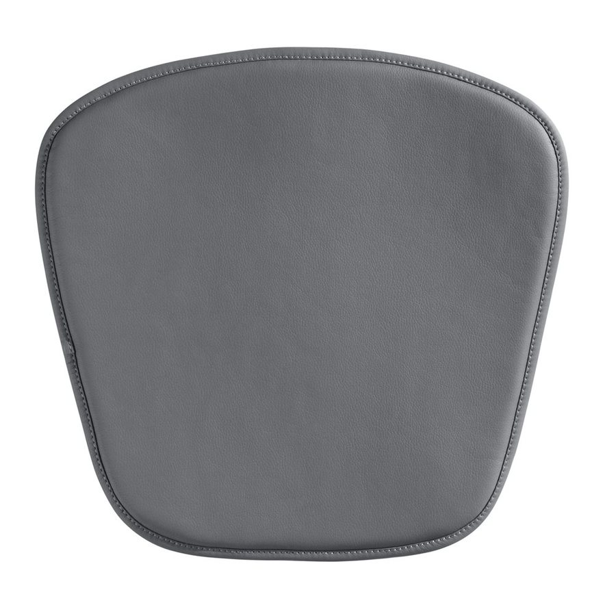 Zuo Modern Wire Gray Solid Chair Cushion