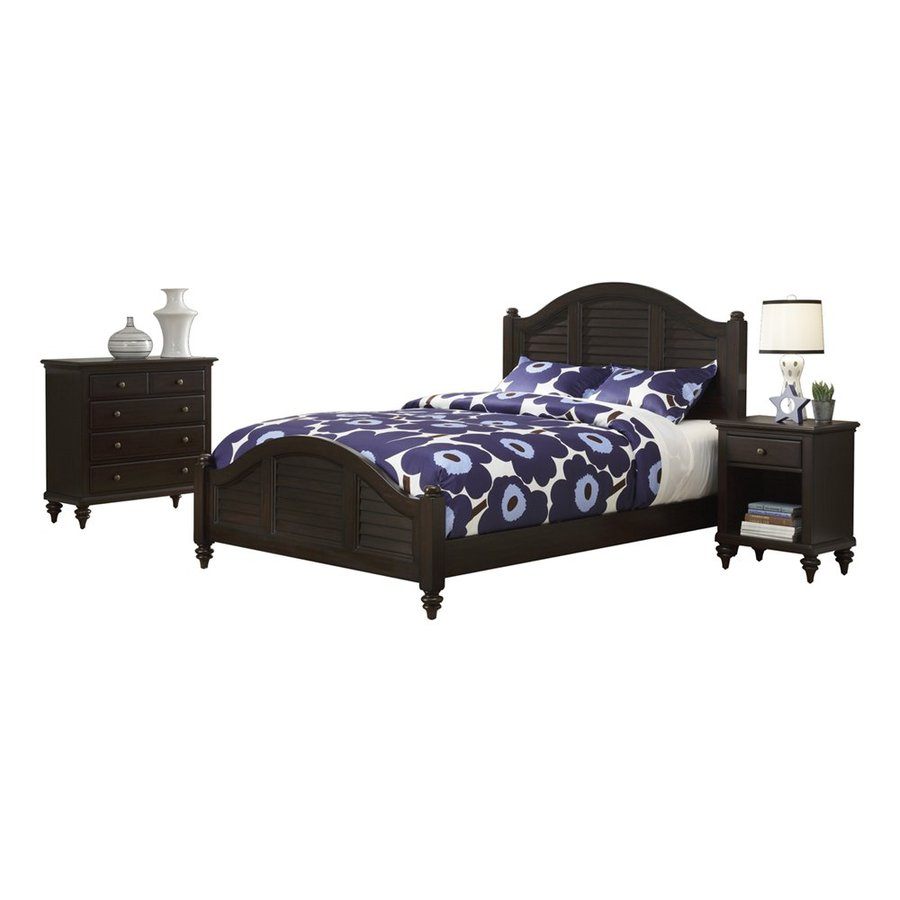 Home Styles Bermuda Espresso King Bedroom Set