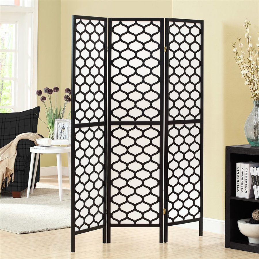 Shop monarch specialties panel black wood and paper