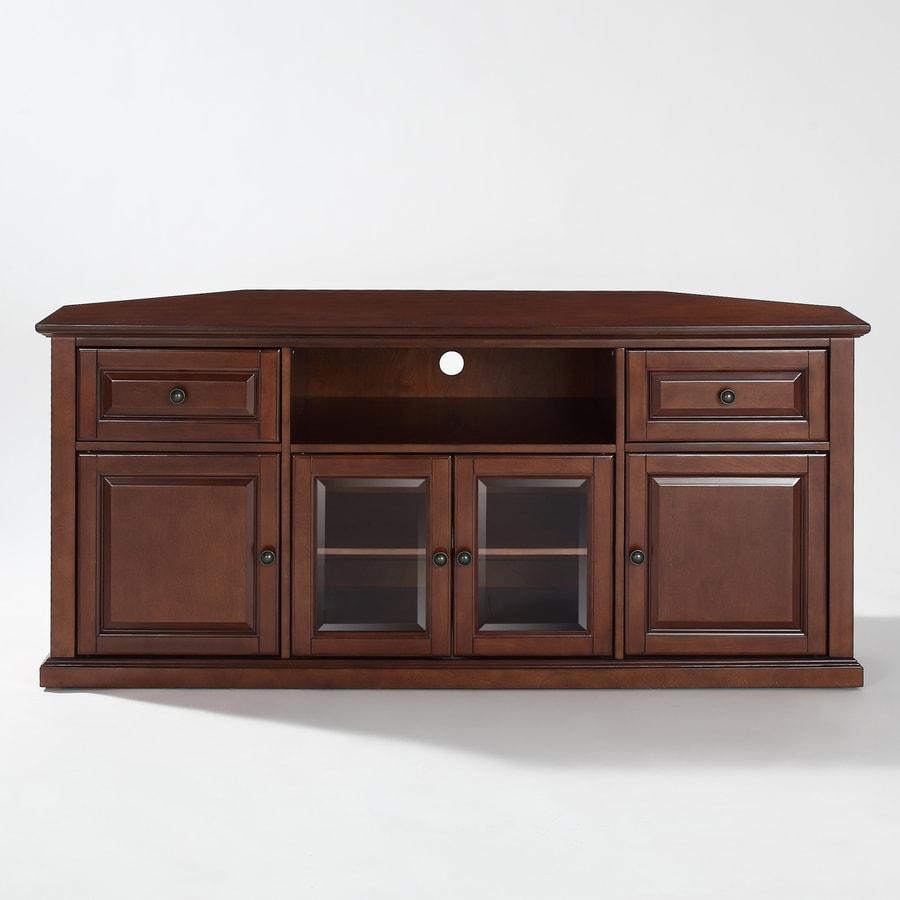 Shop Crosley Furniture Vintage Mahogany Corner Corner
