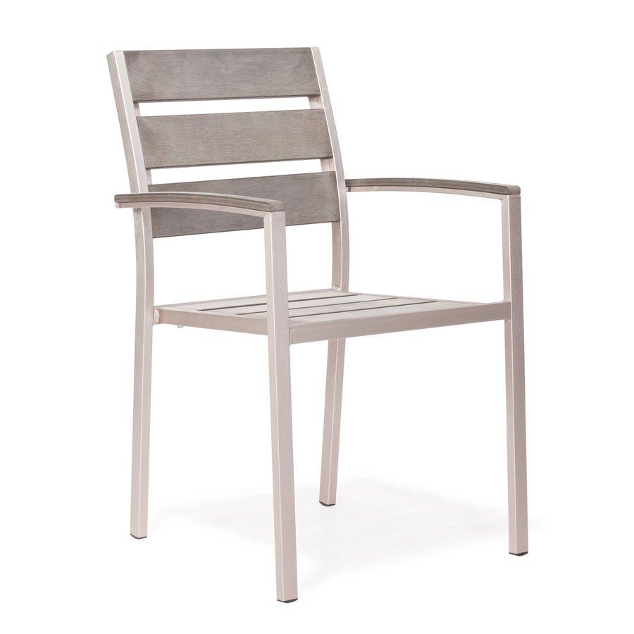 Zuo Modern Metropolitan Stackable Patio Dining Chair