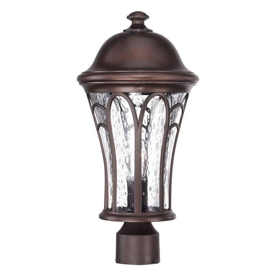 Acclaim Lighting Highgate 19-in H Architectural Bronze Post Light