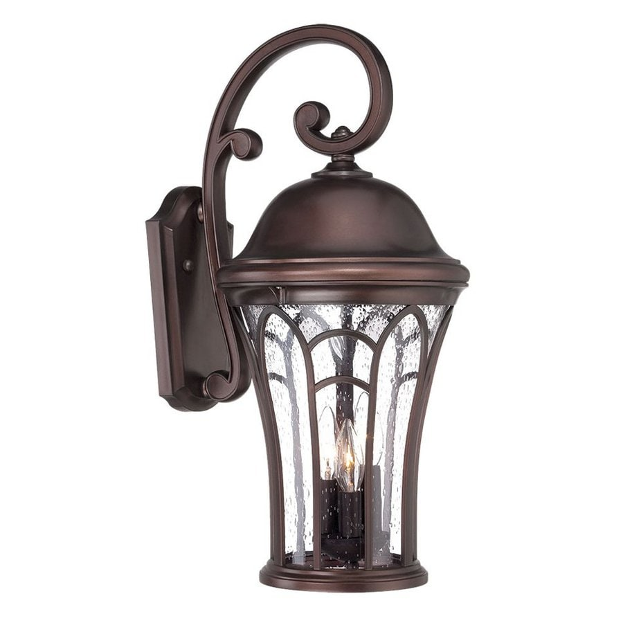 Acclaim Lighting Highgate 22.5-in H Architectural Bronze Outdoor Wall Light