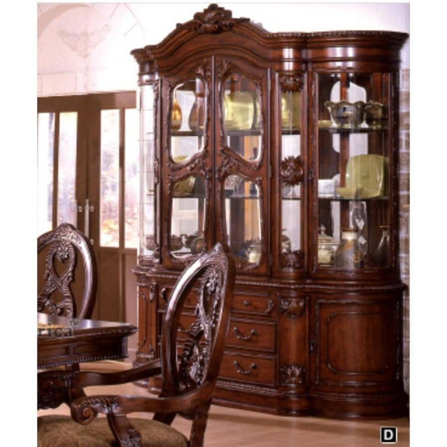 Shop Furniture Of America Tuscany Antique Cherry
