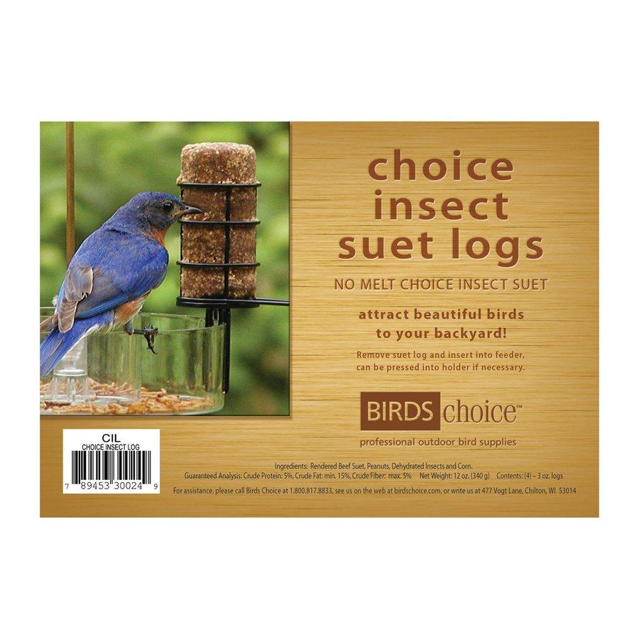 Birds Choice 12-oz Insect Peanut Suet