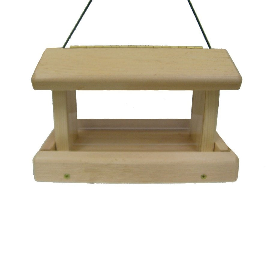 Birds Choice Cedar Hopper Bird Feeder Kit