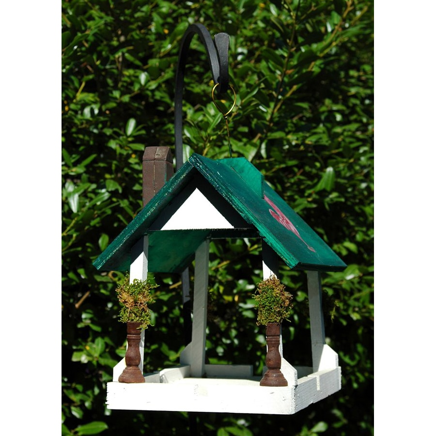 Wilderness Series Products Drop In Diner Wood Platform Bird Feeder