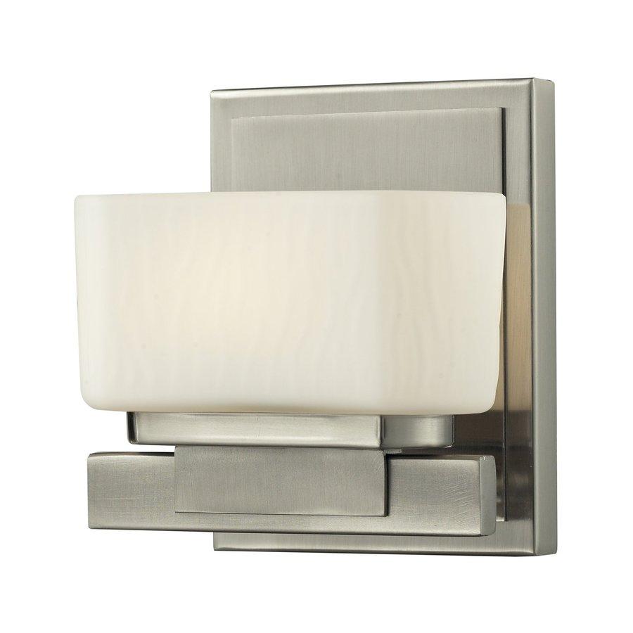 Z-Lite Gaia Brushed Nickel Bathroom Vanity Light