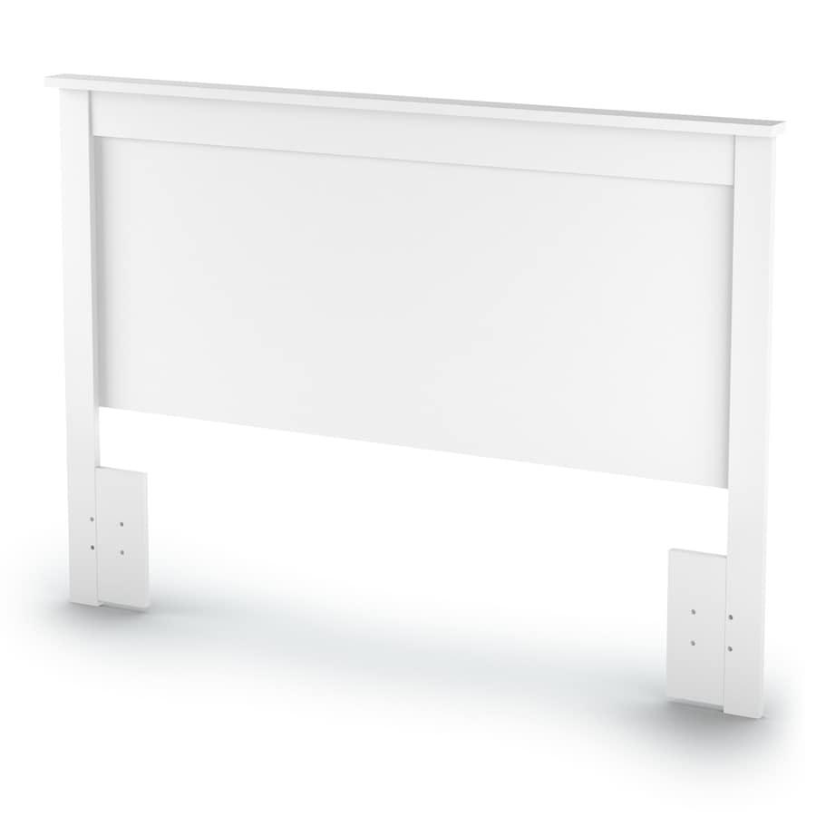 South Shore Furniture Vito Pure White Full/Queen Headboard