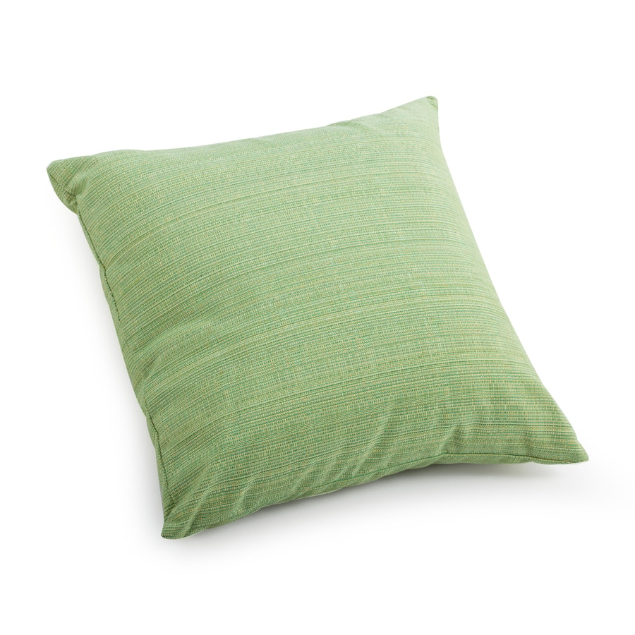 Throw Pillows At Lowes : Shop Zuo Modern Parrot Lime Stripe Square Throw Outdoor Decorative Pillow at Lowes.com