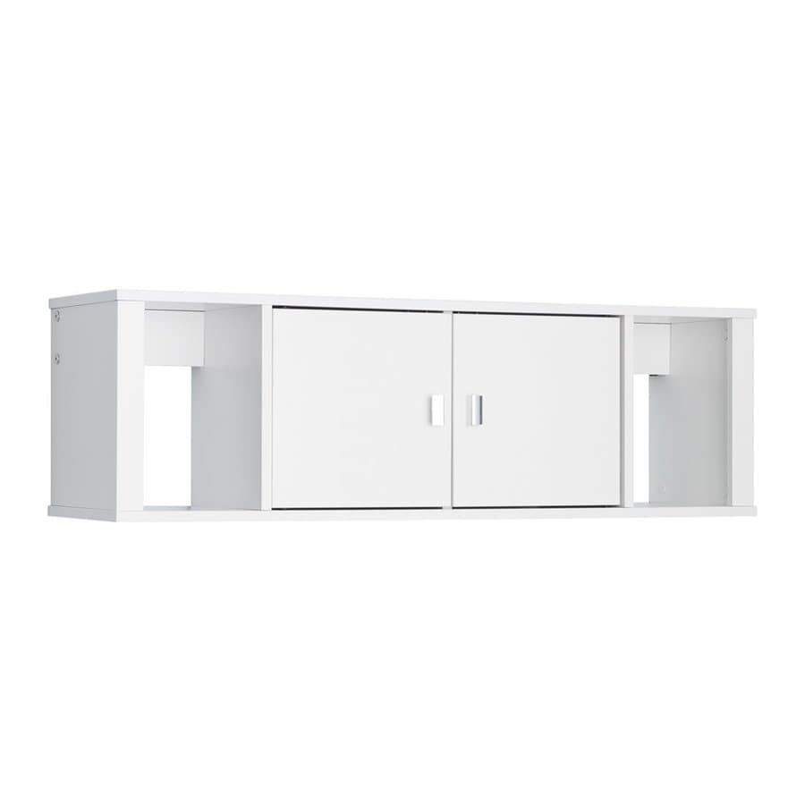 Excellent  Monarch Specialties Cappuccino 2Shelf Office Cabinet At Lowescom