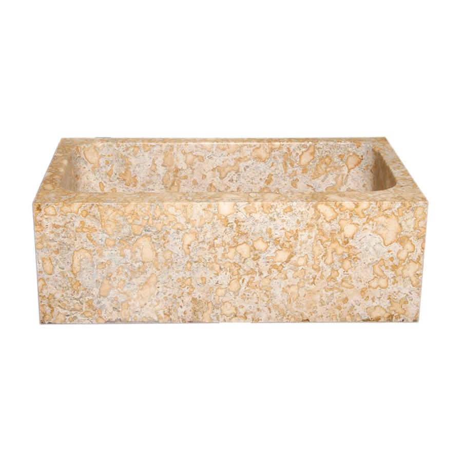... -in Sandstorm Single-Basin Granite Apron Front/Farmhouse Kitchen Sink