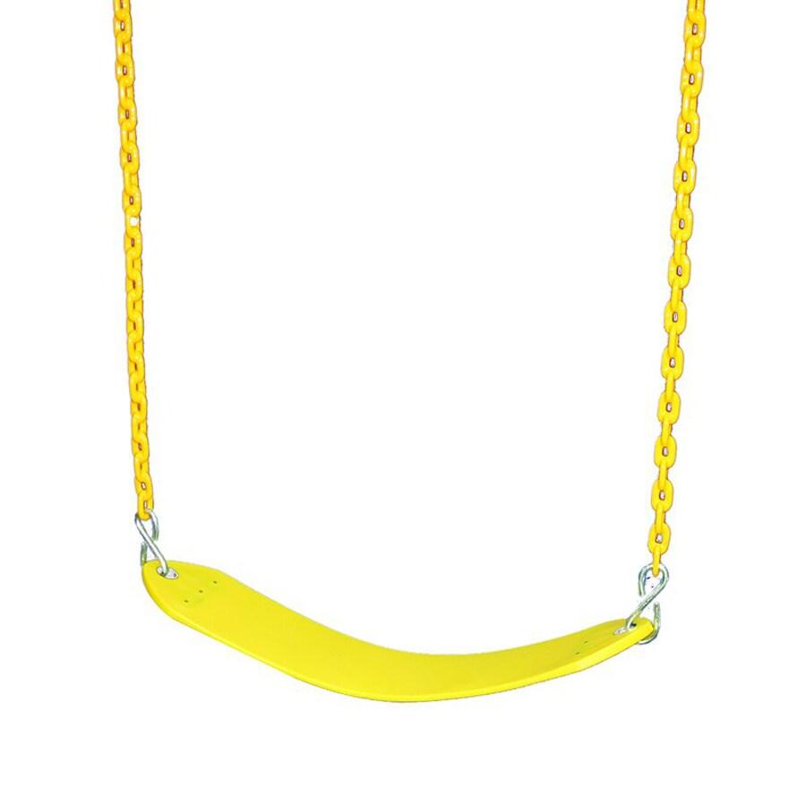 Gorilla Playsets Deluxe Yellow Swing