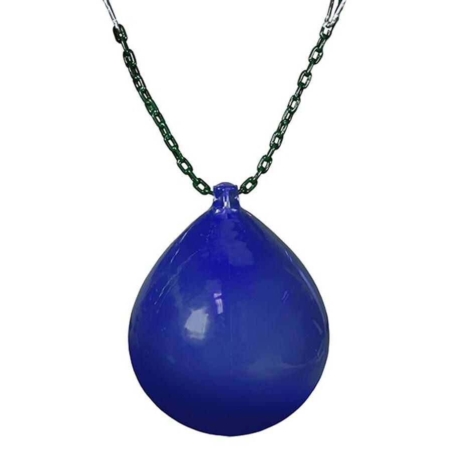 Gorilla Playsets Blue Buoy Ball Swing