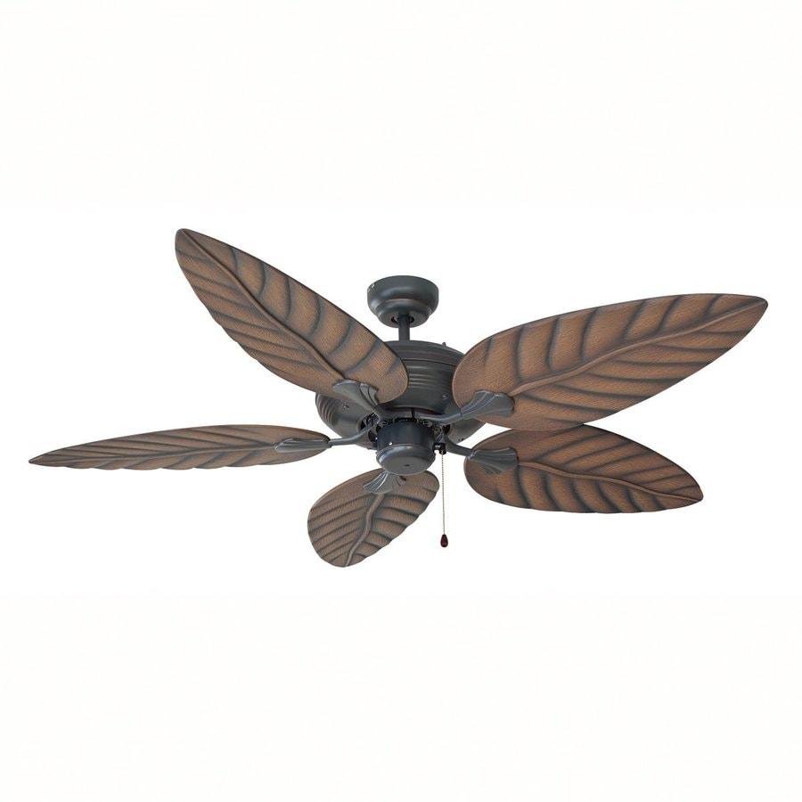Outdoor Ceiling Fan No Light