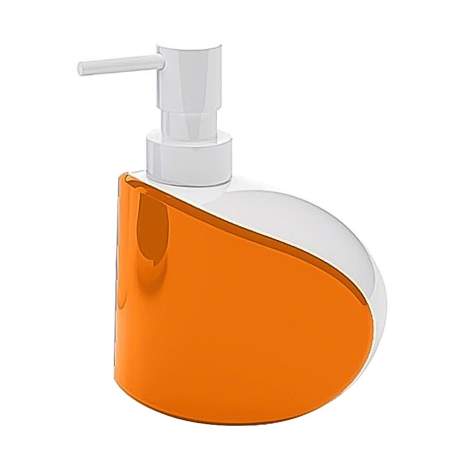 Nameeks Moby Orange Soap and Lotion Dispenser