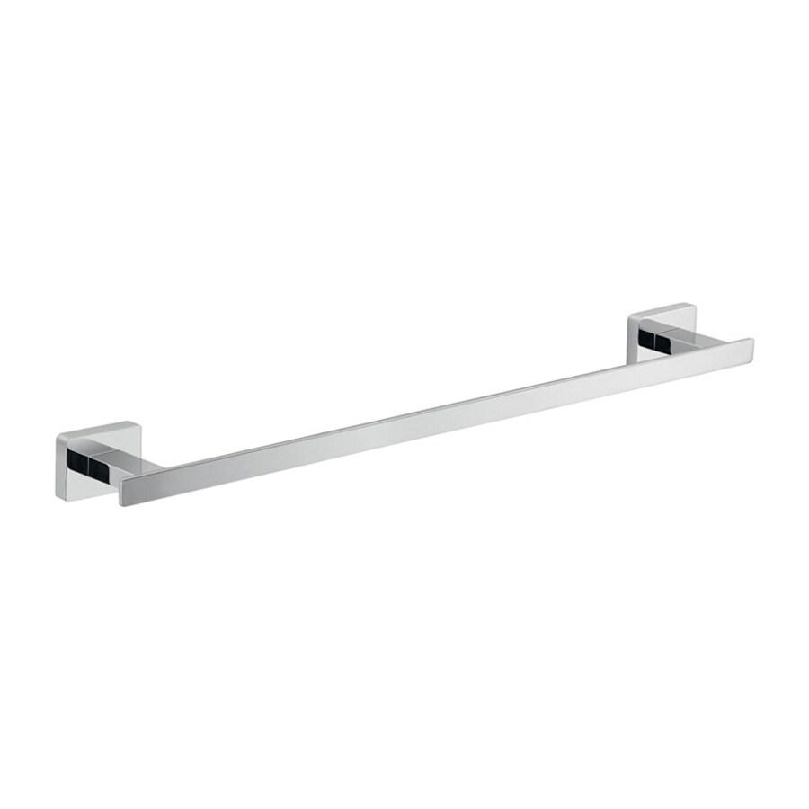 Nameeks Atena Chrome Single Towel Bar (Common: 17-in; Actual: 18-in)