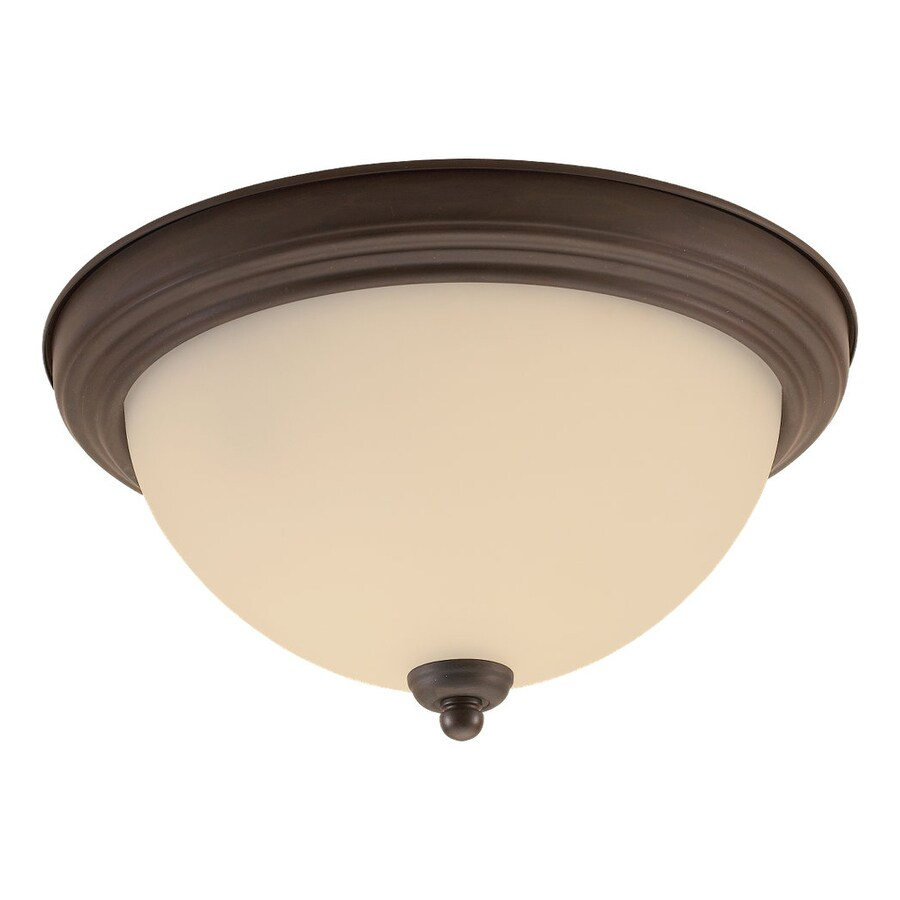 Ceiling Lights In Lowes : Sea gull lighting ceiling flush mount in w