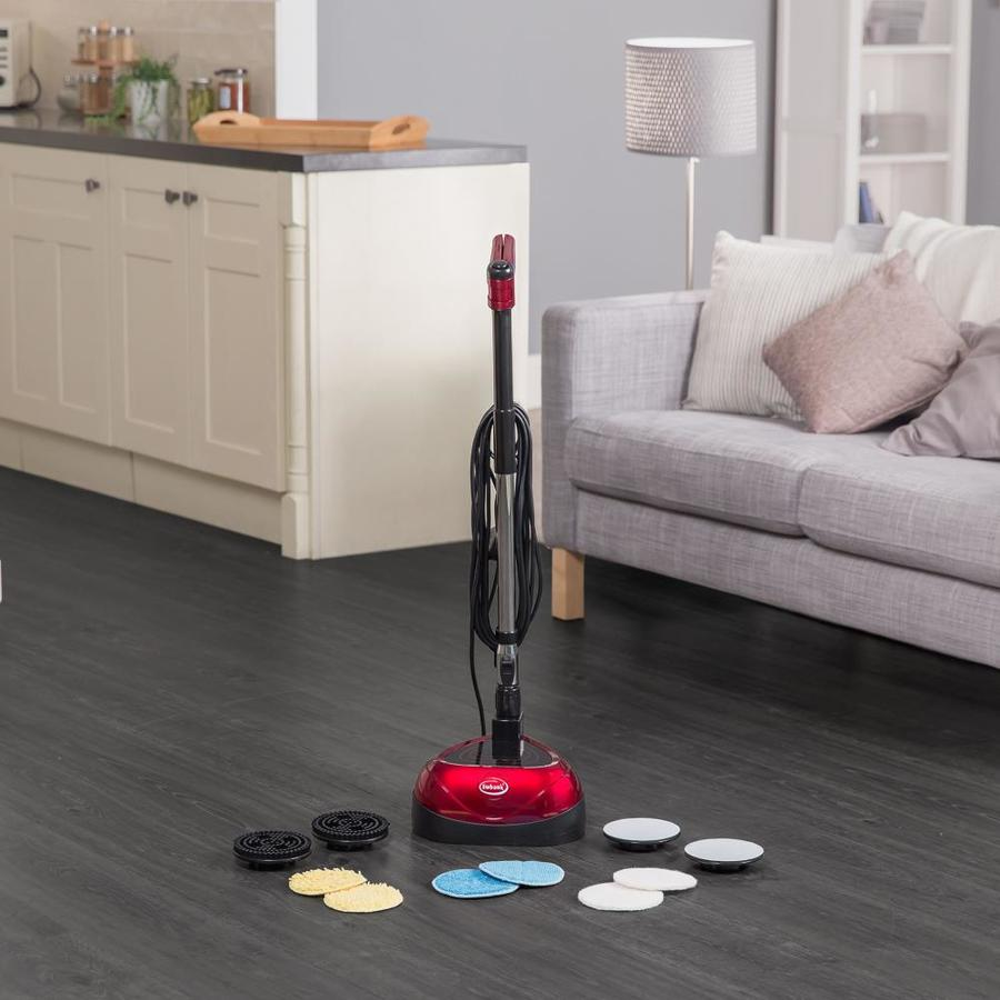 Ewbank All in One Floor Cleaner, Scrubber and Polisher 13-in Rotary Floor Polisher