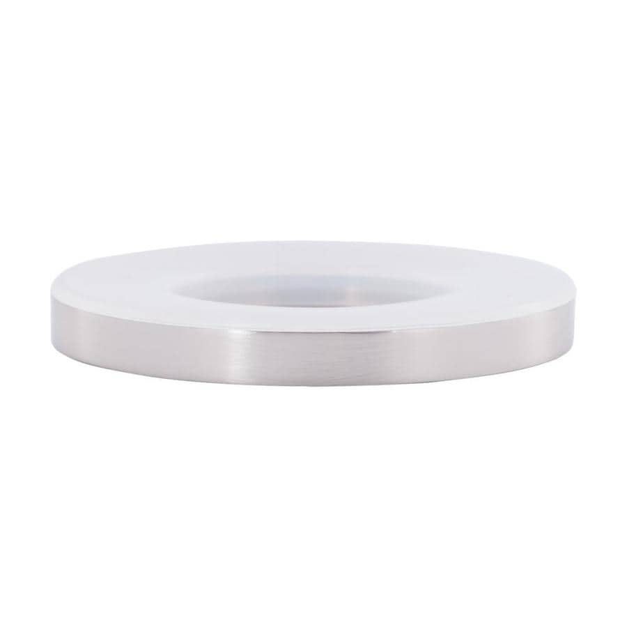 Novatto Brushed Nickel Mounting Ring for Vessel Sinks