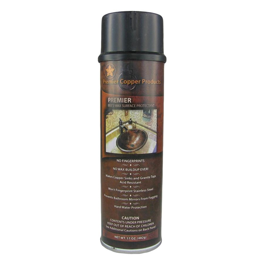 Premier Copper Products 17-oz Spray Multipurpose Bathroom Cleaner