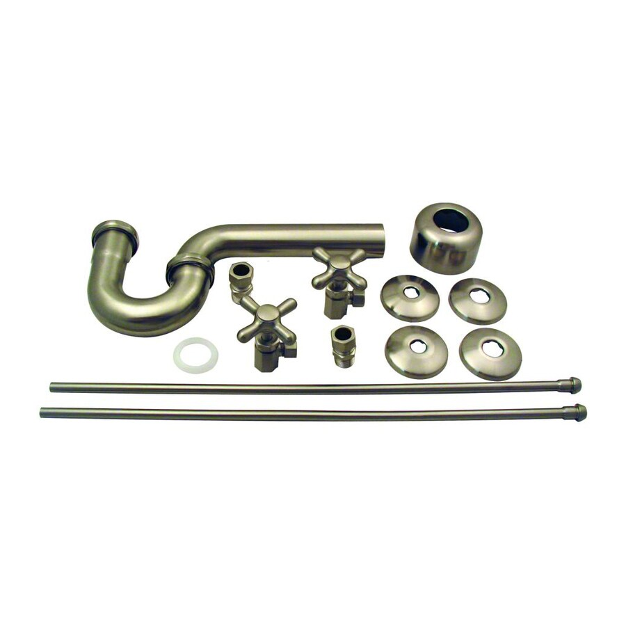 Westbrass 1-1/2-in Brass P-trap