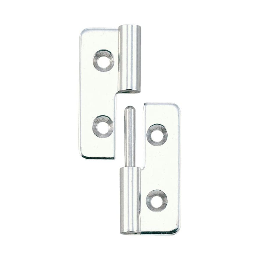 Sugatsune 40mm x 30mm Stainless Steel Lift-Off Cabinet Hinge