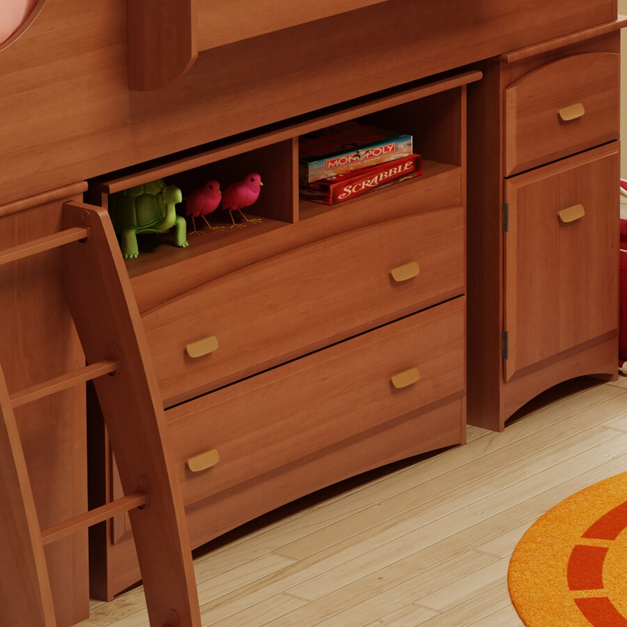 South Shore Furniture Imagine Morgan Cherry Rectangular Television Cabinet