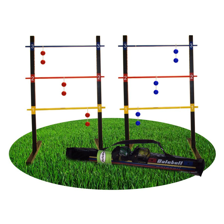 Bolaball Bolaball Outdoor Ladder Ball Party Game with Case