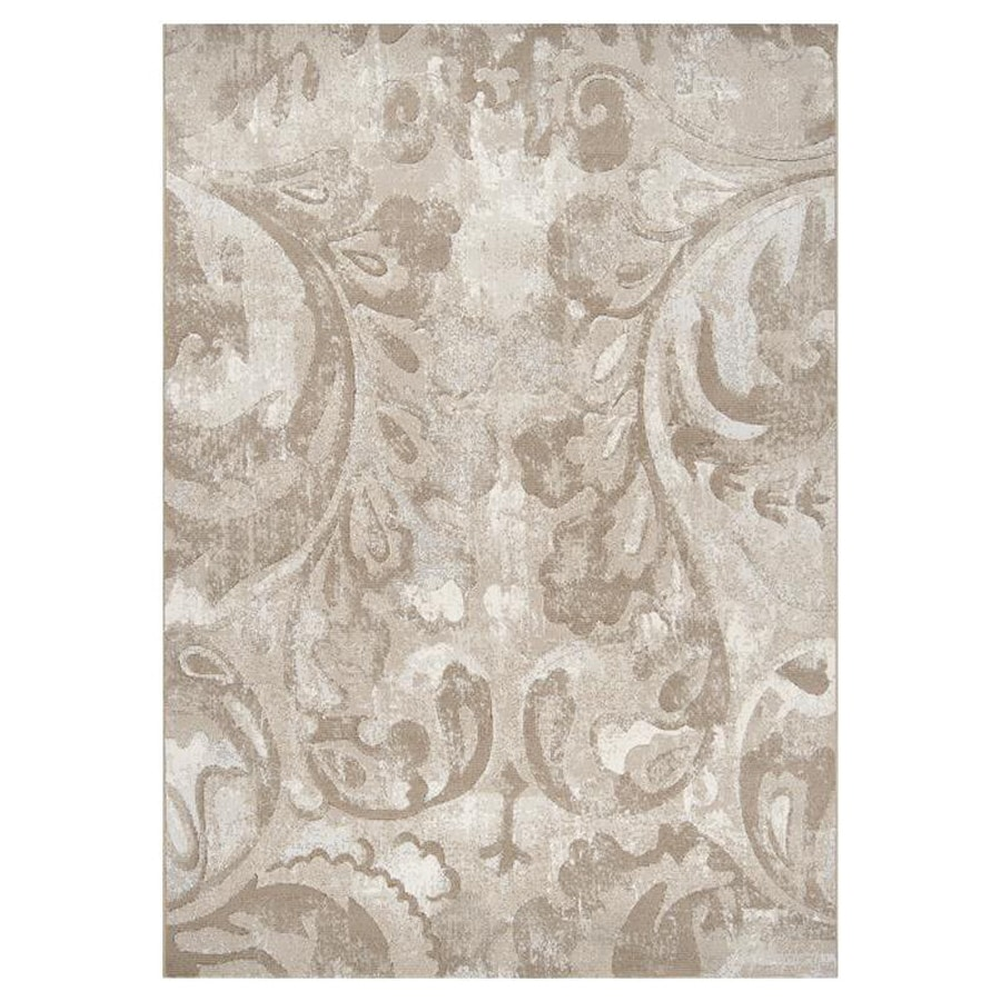 Surya Contempo Rectangular Indoor Machine-Made Nature Area Rug (Common: 8 x 10; Actual: 94-in W x 120-in L)