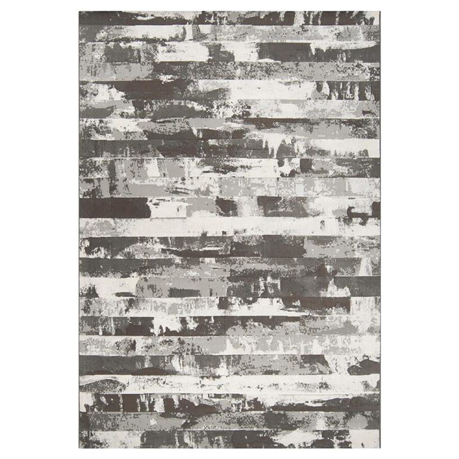 Surya Contempo Rectangular Indoor Machine-Made Area Rug (Common: 8-ft x 10-ft; Actual: 7-ft 10-in W x 10-ft L)