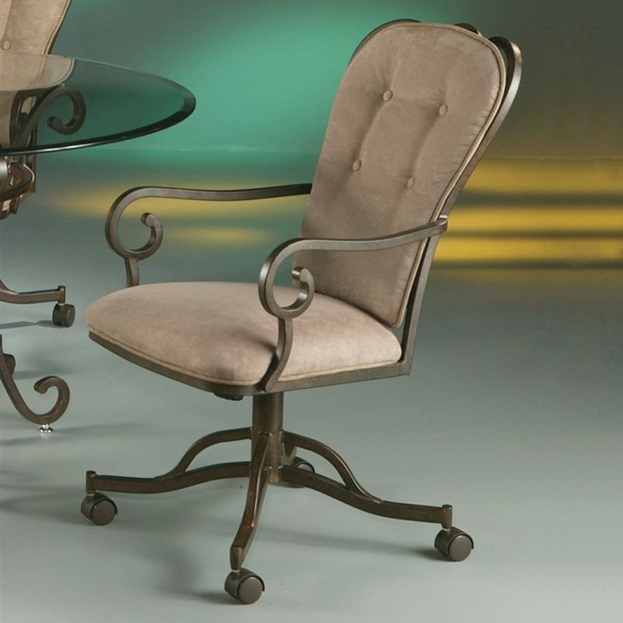 Pastel Furniture Magnolia Moccasin Arm Chair