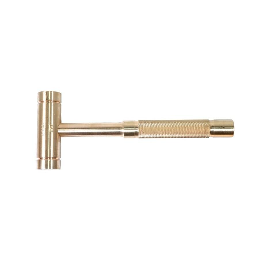 K Tool International 27-oz Flat Cylindrical Handle Hammer