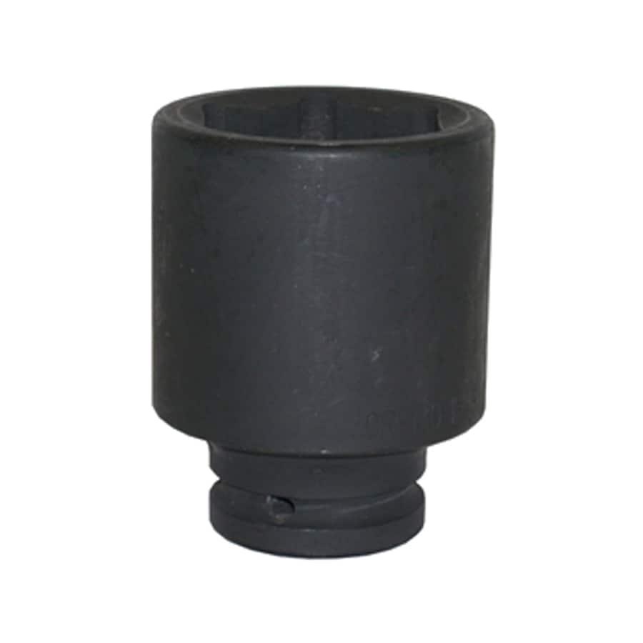 K Tool International 3/4-in Drive 1-13/16-in Deep 6-Point Standard Impact Socket